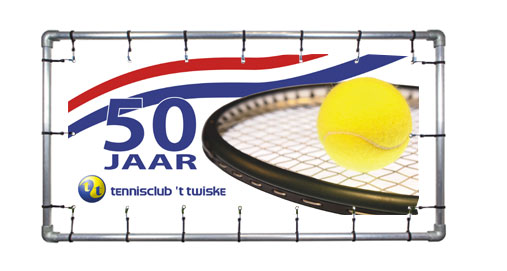 spandoek tennisclub 't Twiske