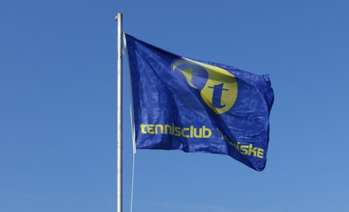 vlag tennisclub 't Twiske